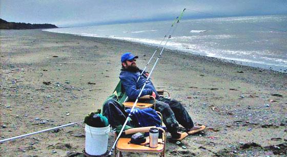 Surf fishing report corova for Surf city nc fishing report